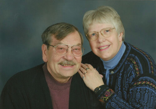 Ron and Lois Mueller